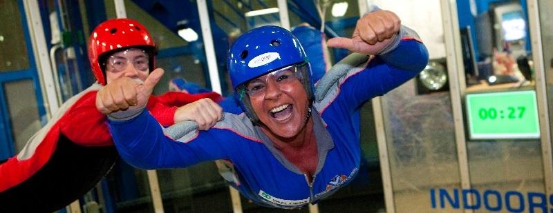 Waar kun je indoor skydiven